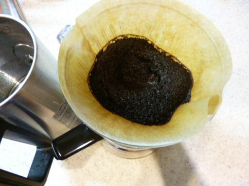 アイスコーヒーを抽出中なり