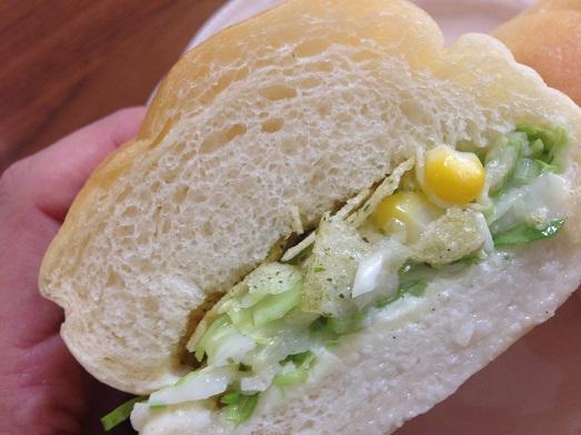 ポテチサンド(横須賀サンド)を初体験