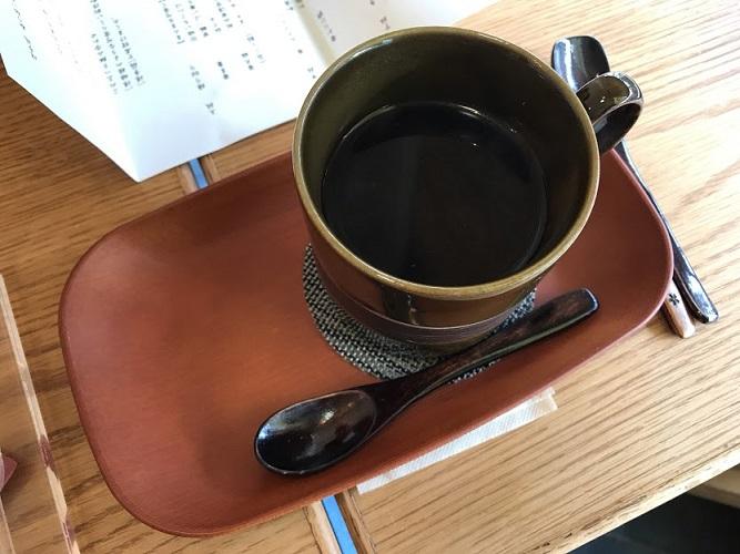 プラス料金でコーヒーをつけれる