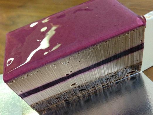 神秘的な紫にうっとり❤