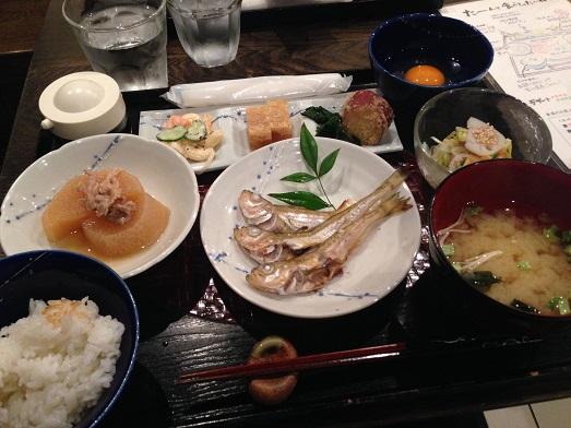 東山みずほのランチ「一汁七菜」