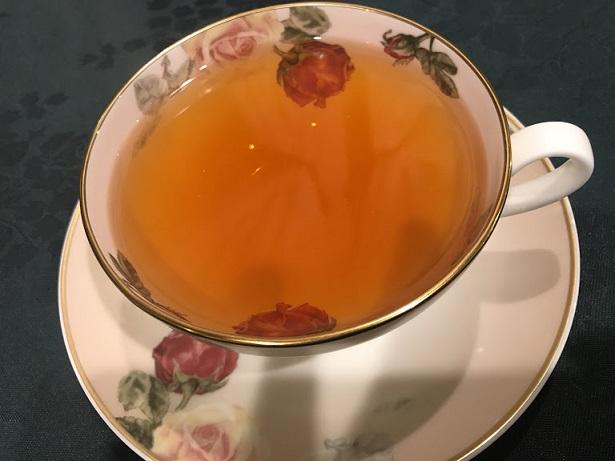 ネパールの紅茶でした