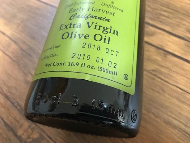 収穫時期とボトルされた日 ワインみたいだなぁ