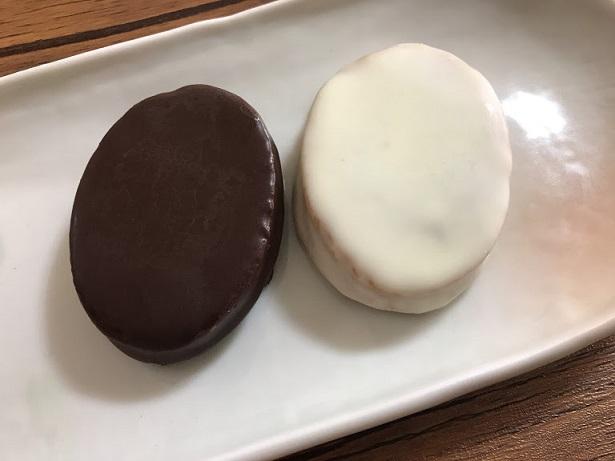 優しい甘さのホワイトチョコが一番好きかも
