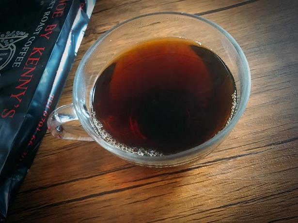 おいしいカフェインレスコーヒーに出会えた