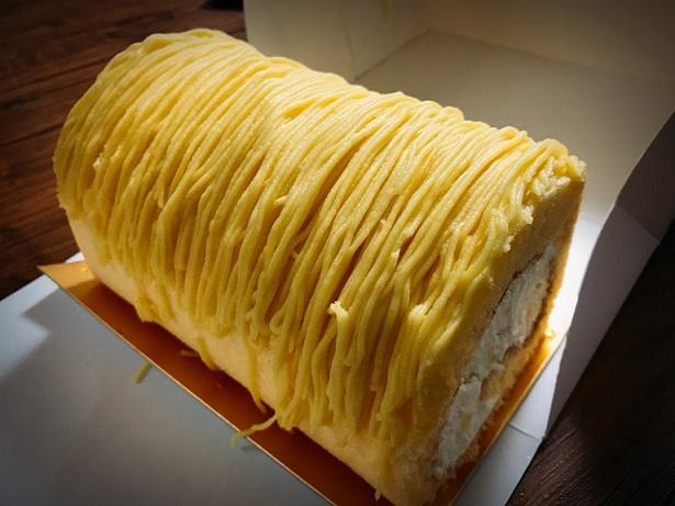 シンプルなロールケーキなのだけど
