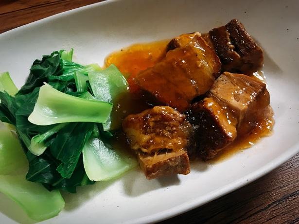 和風の豚ばら肉の角煮