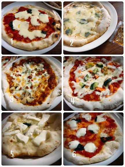 私がお取り寄せしたピザ達